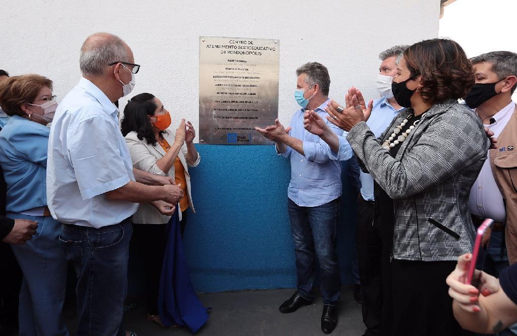 Governo de MT entrega nova estrutura do Case de Rondonópolis; investimentos foram de R$ 9,1 milhões
