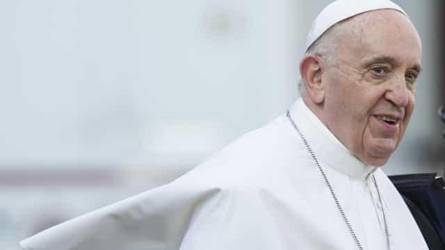 Papa reúne líderes religiosos em apelo por 'ação urgente' de cúpula do clima