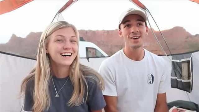Noivo de Gabby Petito voltou para casa dias antes do desaparecimento