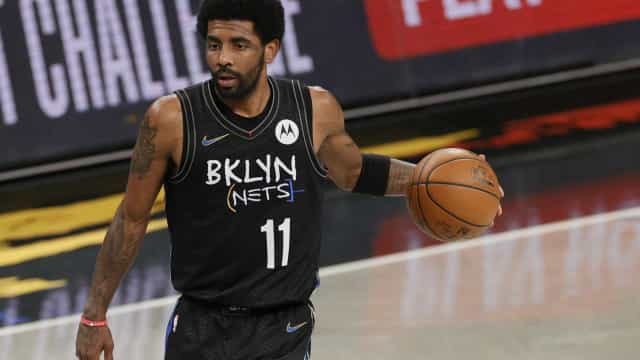 Brooklyn Nets decide que não oferecerá extensão contratual para Kyrie Irving
